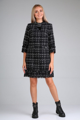 Платье Mubliz 585 черный