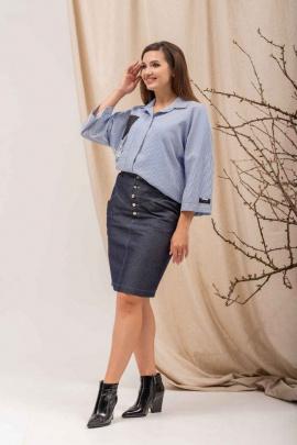 Блуза, Юбка Angelina 684.2