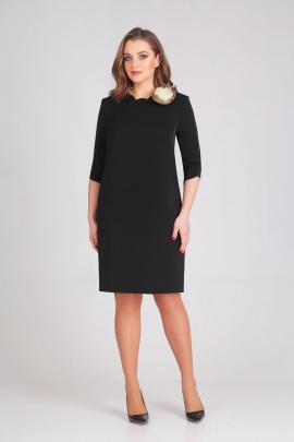 Платье Арита-Denissa 1201 черный