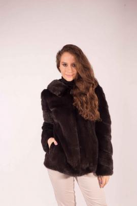 Куртка Мехофф Марлен65.223-520 коричневый