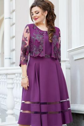 Платье Vittoria Queen 14833 фиолет