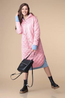 Пальто Romanovich Style 9-2194 розовый