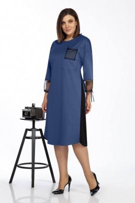 Платье Karina deLux М-9931 лазурный