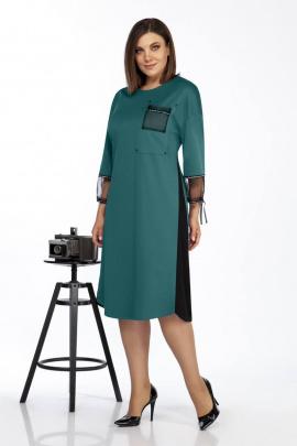 Платье Karina deLux М-9931 бирюза
