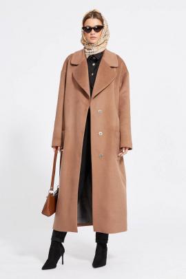 Пальто EOLA 2078 кэмел