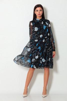 Платье Koketka i K 867-1 черный