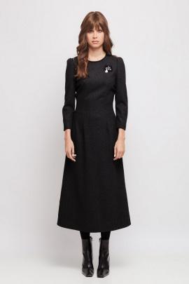 Платье Favorini 31745 черный