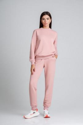Спортивный костюм IVARI 61301 розовый
