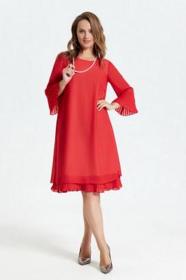 Платье TEZA 250 терракот