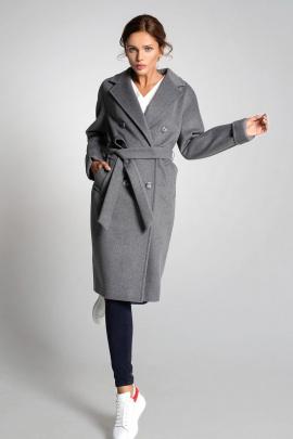 Пальто Gotti 175-12у серый