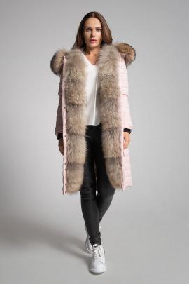 Куртка Gotti 413-1м розовый