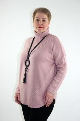 Свитер Полесье С3561-20 1С1130-Д43 158,164 розовый_дым