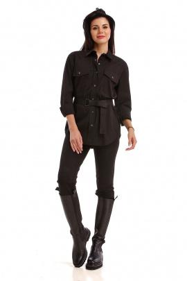 Рубашка IUKONA 3041  черный