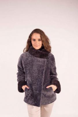 Куртка Мехофф Сабина65.12-12 серый