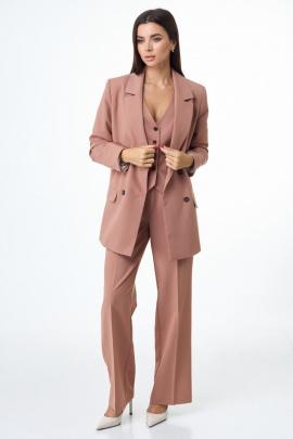 Женский костюм Anelli 970 карамель