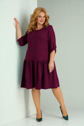 Платье SOVITA M-2129 бордо