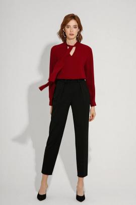 Блуза VIZANTI 2011 бордовый