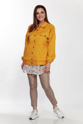 Куртка Belinga 5124 желтый