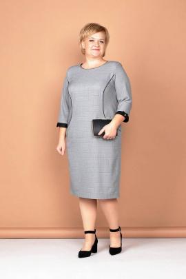 Платье Соджи 416 серый