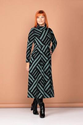 Платье Соджи 454 черный