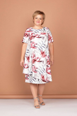 Платье Соджи 504 белый