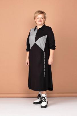 Платье Соджи 508 черный