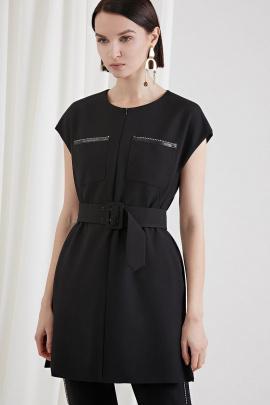 Платье Moveri by Larisa Balunova 5029D черный
