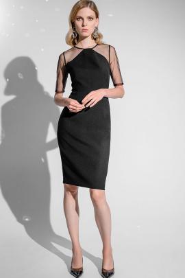 Платье Moveri by Larisa Balunova 5457 черный