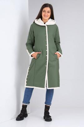 Пальто Celentano 1946.1 хвойный