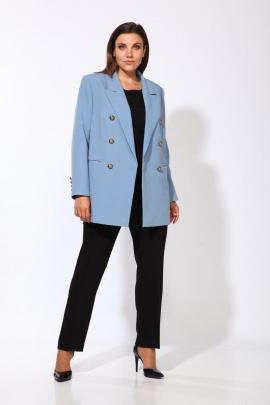 Жакет Karina deLux М-9916А голубой