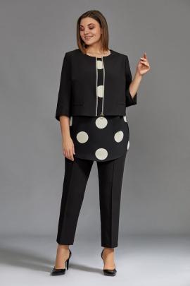 Женский костюм Mubliz 606 черный