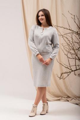 Комплект Angelina 4931 серый