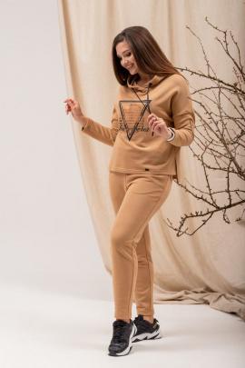 Комплект Angelina 5581 коричневый