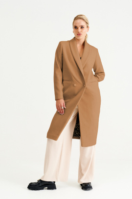 Пальто MUA 22-343-beige