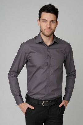 Рубашка Nadex 01-031011/204_170 графит