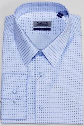 Рубашка Nadex 01-047411/507_170 голубой