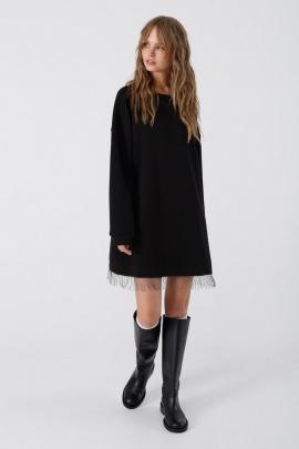 Платье PiRS 3412 черный