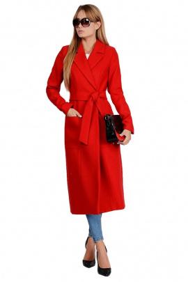 Пальто PATRICIA by La Cafe NY1818 красный,красный