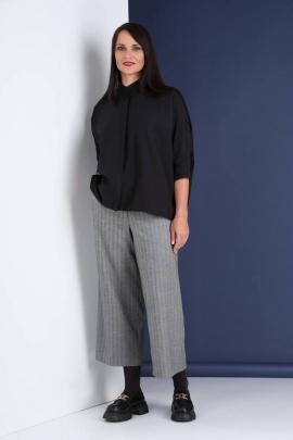 Блуза Ma Vie М585 черный