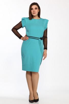 Платье Lady Secret 3581 бирюза