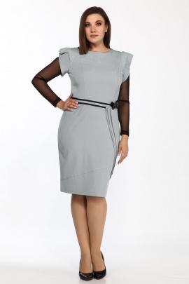 Платье Lady Secret 3581 серебристо-серый