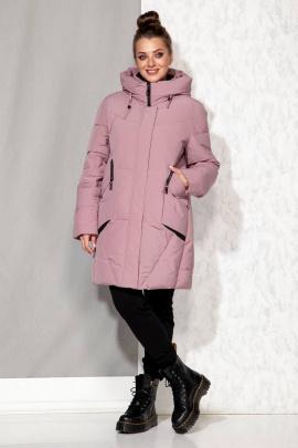 Полупальто Beautiful&Free 4065 розовый
