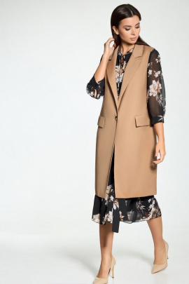 Платье, Жилет Gizart 7531-3