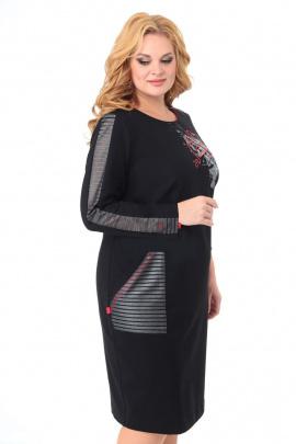 Платье Мишель стиль 999 черный