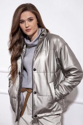 Куртка Nova Line 10191 серебристый