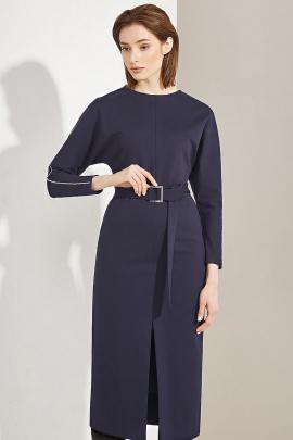 Платье Moveri by Larisa Balunova 5554 синий