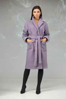 Пальто Angelina & Сompany 604 сирень