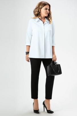 Блуза Панда 40840z белый