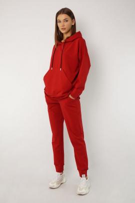 Брюки Kivviwear 4040 красный