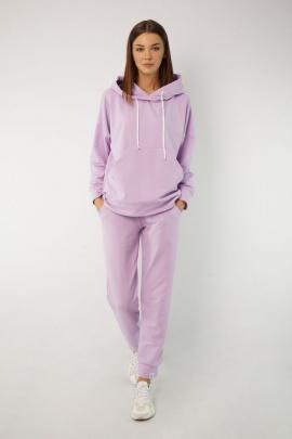 Брюки Kivviwear 4040 светло-лиловый